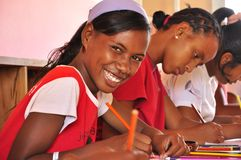 Happy education Royalty Free Stock Photos