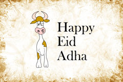 Happy Eid Adha Royalty Free Stock Photography