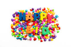 Happy eid Royalty Free Stock Photography