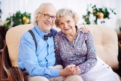 Happy and elegant Stock Photos