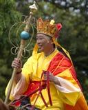 Happy Emperor Stock Image
