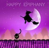 Happy Epiphany Stock Photo