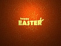 Happy ester background. Easter Backgrounds with Small Icons