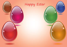 Happy Ester Royalty Free Stock Photography