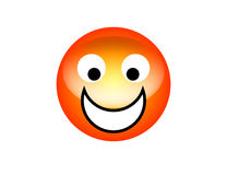 Happy Face 1 Royalty Free Stock Photo