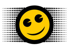 Happy face Royalty Free Stock Images