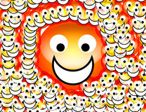 Happy Face 9 Stock Image