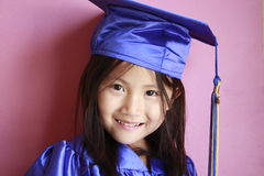 Happy Face Graduate Stock Photos