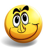 Happy face Stock Images