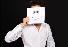 happy face Royalty Free Stock Photo