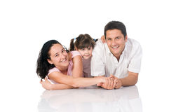 Free Happy Family Royalty Free Stock Photography - 10012497