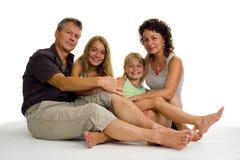 Free Happy Family Royalty Free Stock Photo - 10730775