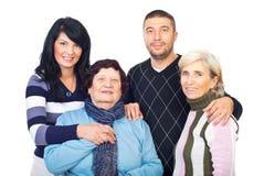 Happy family Royalty Free Stock Photography