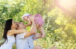 Free Happy Family Royalty Free Stock Photo - 34271625