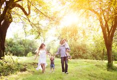 Free Happy Family Royalty Free Stock Images - 48902729