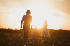 Free Happy Family Royalty Free Stock Images - 56100649