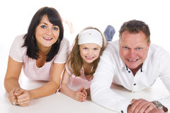 Happy family Royalty Free Stock Photo