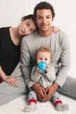 One happy family Royalty Free Stock Photography