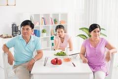 �Happy� family Royalty Free Stock Photography