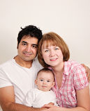 Family portrait Stock Photos