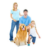Happy Family Happiness Joying Relaxation Concept.  Royalty Free Stock Photography