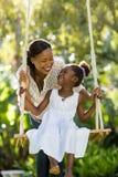 Happy family having fun Royalty Free Stock Image