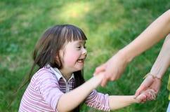 Happy family moments Stock Image