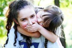 Happy family moments Stock Photos