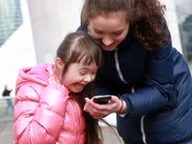 Happy family moments Royalty Free Stock Photography