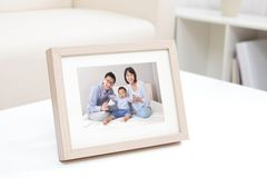 Happy Family photo Royalty Free Stock Images