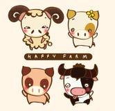 HAPPY FARM 01 Stock Image