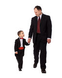 Happy Father Royalty Free Stock Photos