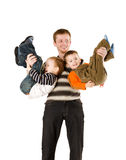 Happy Father Stock Photos