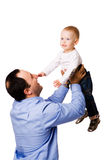 Happy father Royalty Free Stock Photography