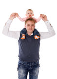 Happy Father Stock Photography