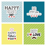 Happy Father Day vector illustration