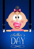 Happy Father Day Royalty Free Stock Photo