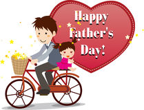 Happy Father S Day Royalty Free Stock Photography