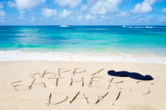 Happy father's day background Royalty Free Stock Photography