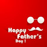 Happy Father's Day Background Royalty Free Stock Photo