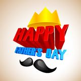 Happy Father's Day Background Royalty Free Stock Images