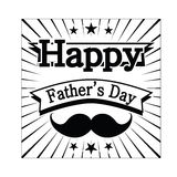 Happy father`s day Royalty Free Stock Photos