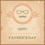 Happy father's day cards Royalty Free Stock Image