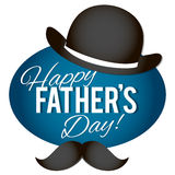 Happy Father's Day Design Vector. Stock Photo