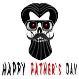 Happy Father`s Day Stock Photos