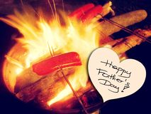 Happy Father's Day picture image illustration background Happy Father's Day picture image illustration background royalty free illustration