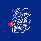Happy Father's Day. To all Dad Royalty Free Stock Image