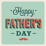 Happy Father's Day. Stock Photo