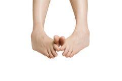 Happy Feet Stock Photography