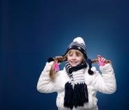 Happy Female Child Royalty Free Stock Photo